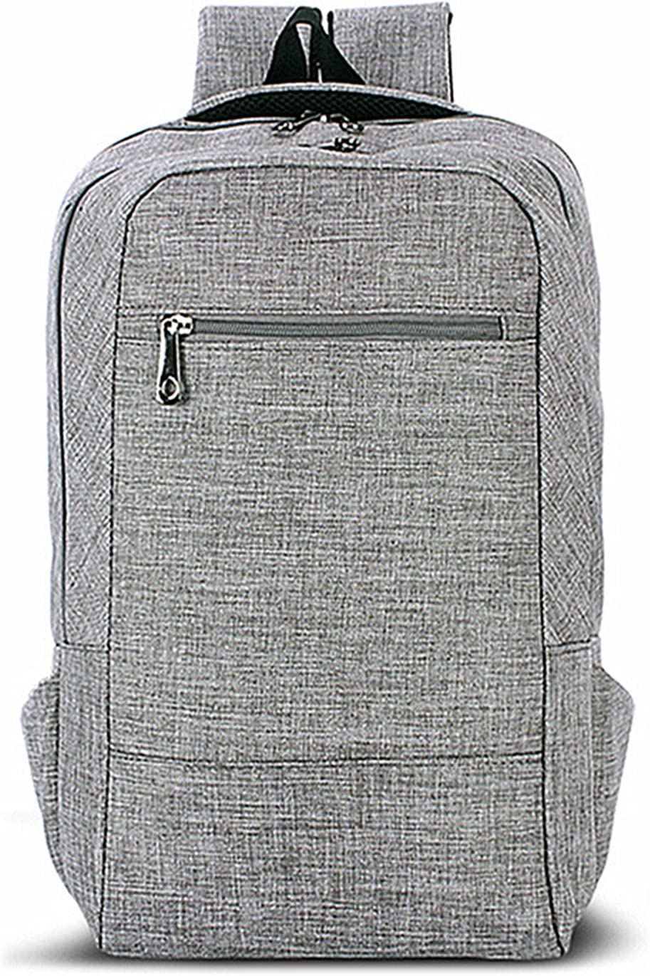 Laptop Backpack,Tincon-Z 15 15.6 Inch College Backpacks Lightweight Travel Daypack – Grey Grey