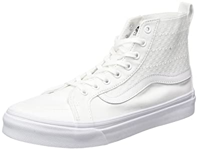 vans weiss damen high