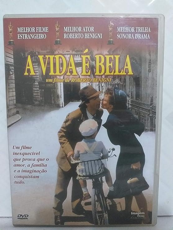 DVD A VIDA É BELA - UM FILME DE ROBERTO BENIGNI: Amazon
