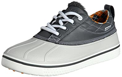 a05e3b217 Crocs Men s AllCast Duck Golf Shoe
