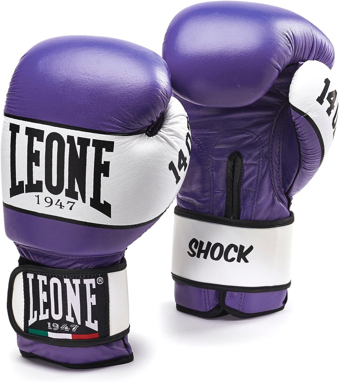 Leone 1947 GN047 Guantes de Boxeo, Mujer, Morado, 10M: Amazon.es: Deportes y aire libre