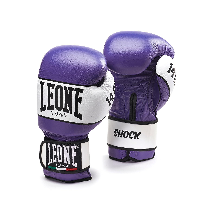 Leone 1947 GN047 Guantes de Boxeo, Mujer, Morado, 10M