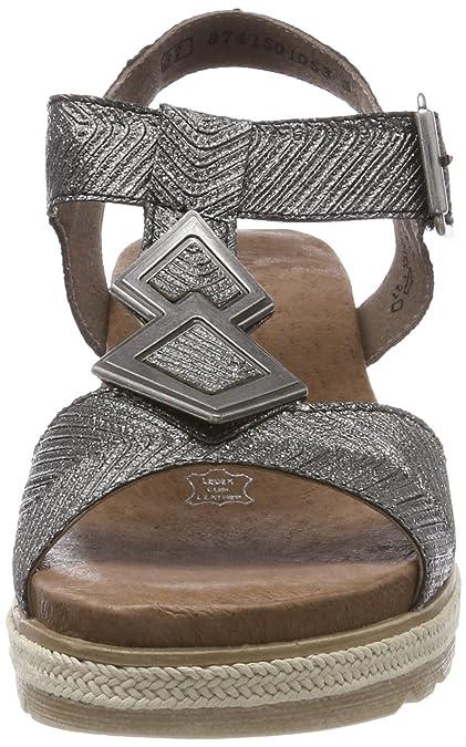 Sandalia es Mujer Y Zapatos D6350 Amazon Con Remonte Pulsera Para TvScHx 3afd6731058f4