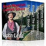 Rocky Mountain Lawmen Series Box Set: Four John Legg Westerns