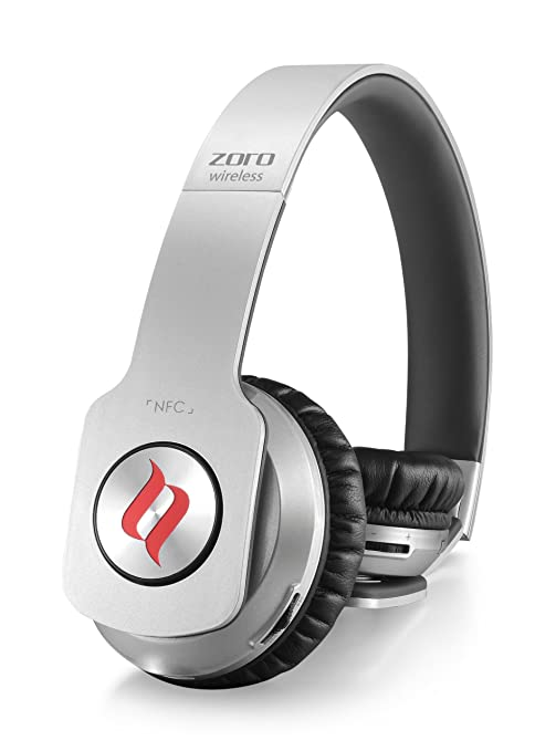 71 opinioni per Noontec Zoro MF3116(B) Cuffie Wireless, Bluetooth, Argento