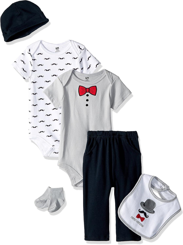 Hudson Baby Baby Boys' Layette Set