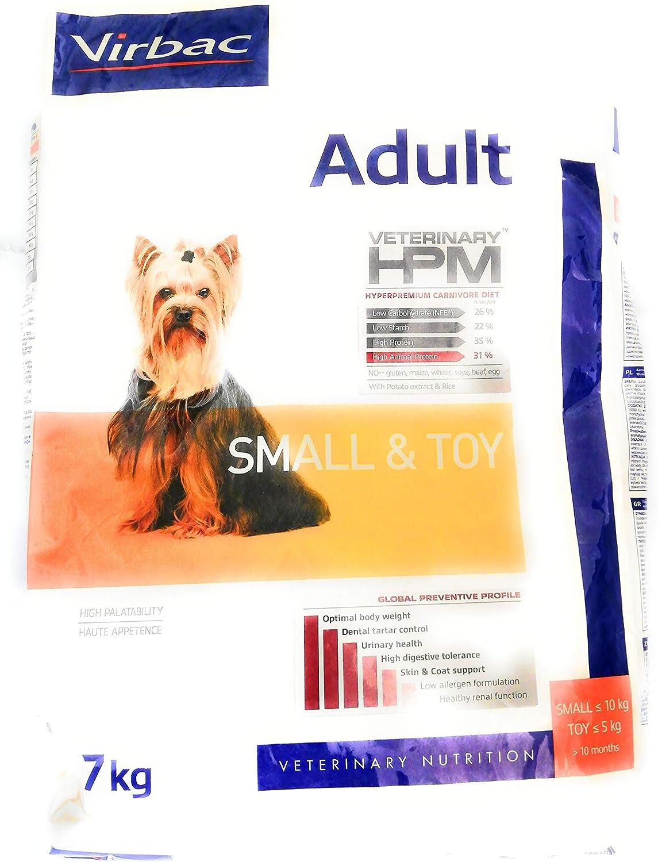 Veterinary Hpm Virbac Hpm Dog Small&Toy Adult 7Kg Virbac 00074 7000 g