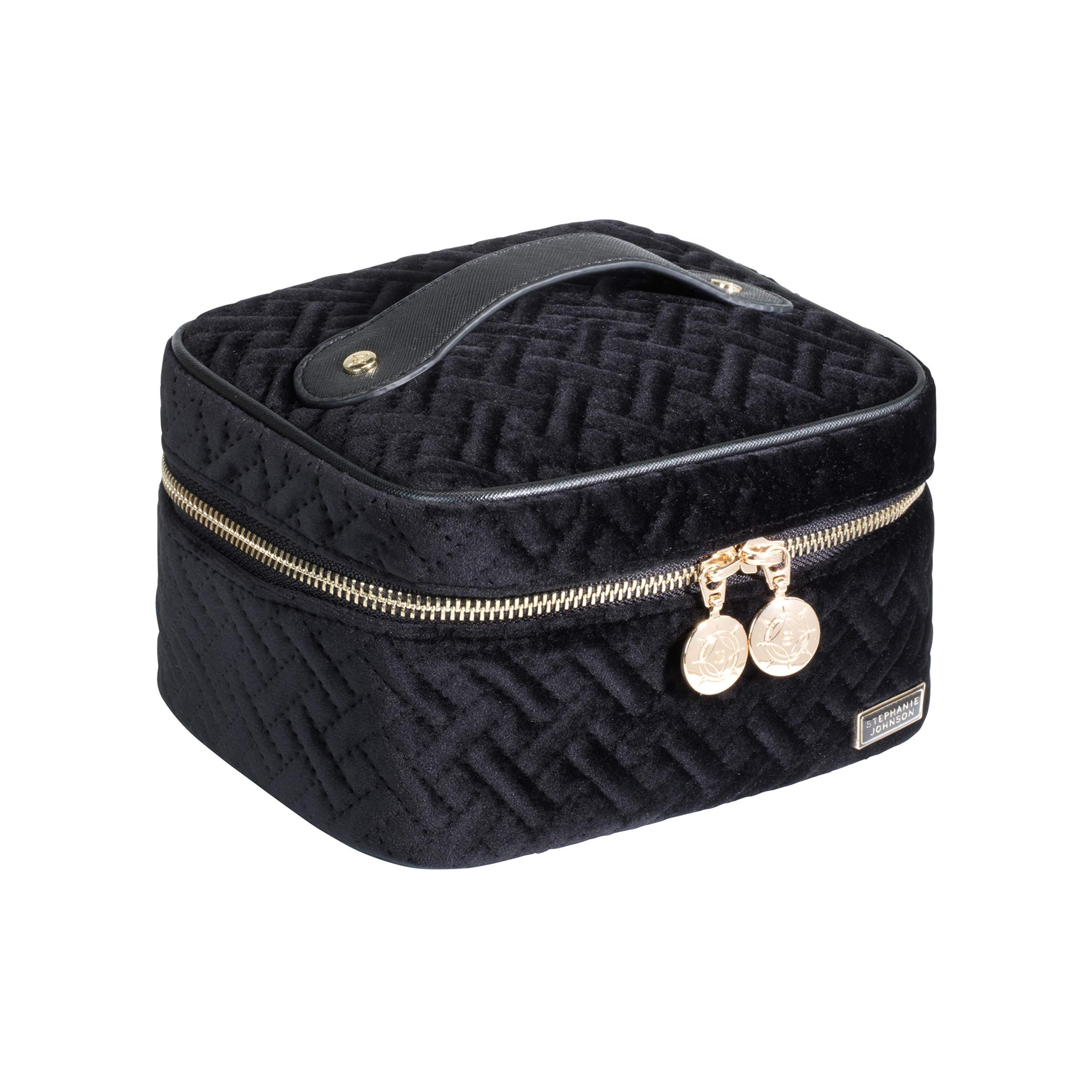 Stephanie Johnson Women's Milan Louise Travel Case Purse, Black, One Size by Stephanie Johnson