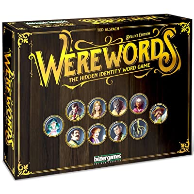 Bezier Games WWDXBEZ Werewords Deluxe Edition: Toys & Games