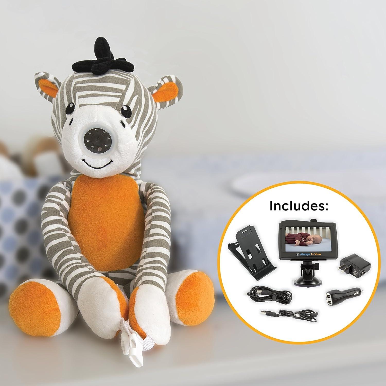 "Amazon Infanttech Award Winning Zooby 4 3"" Video and Audio"