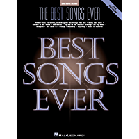 The Best Songs Ever Songbook (Big-Note Piano) book cover
