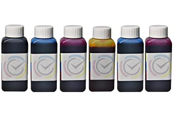 Tintas para impresoras Epson Stylus Photo 1500W ,1400 ...