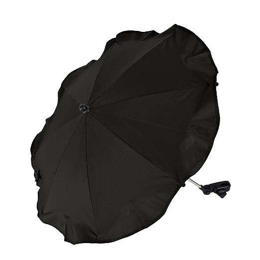 146 opinioni per AltaBeBe AL7000 -02 Parasole per Passeggino con Protezione UV, Nero