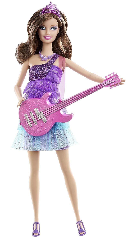 Barbie Die Prinzessin und der Popstar Fashion Keira Puppe Amazon