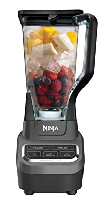 Ninja Professional 72oz Countertop Blender with 1000-Watt Base and Total Crushing Technology for Crushing Ice