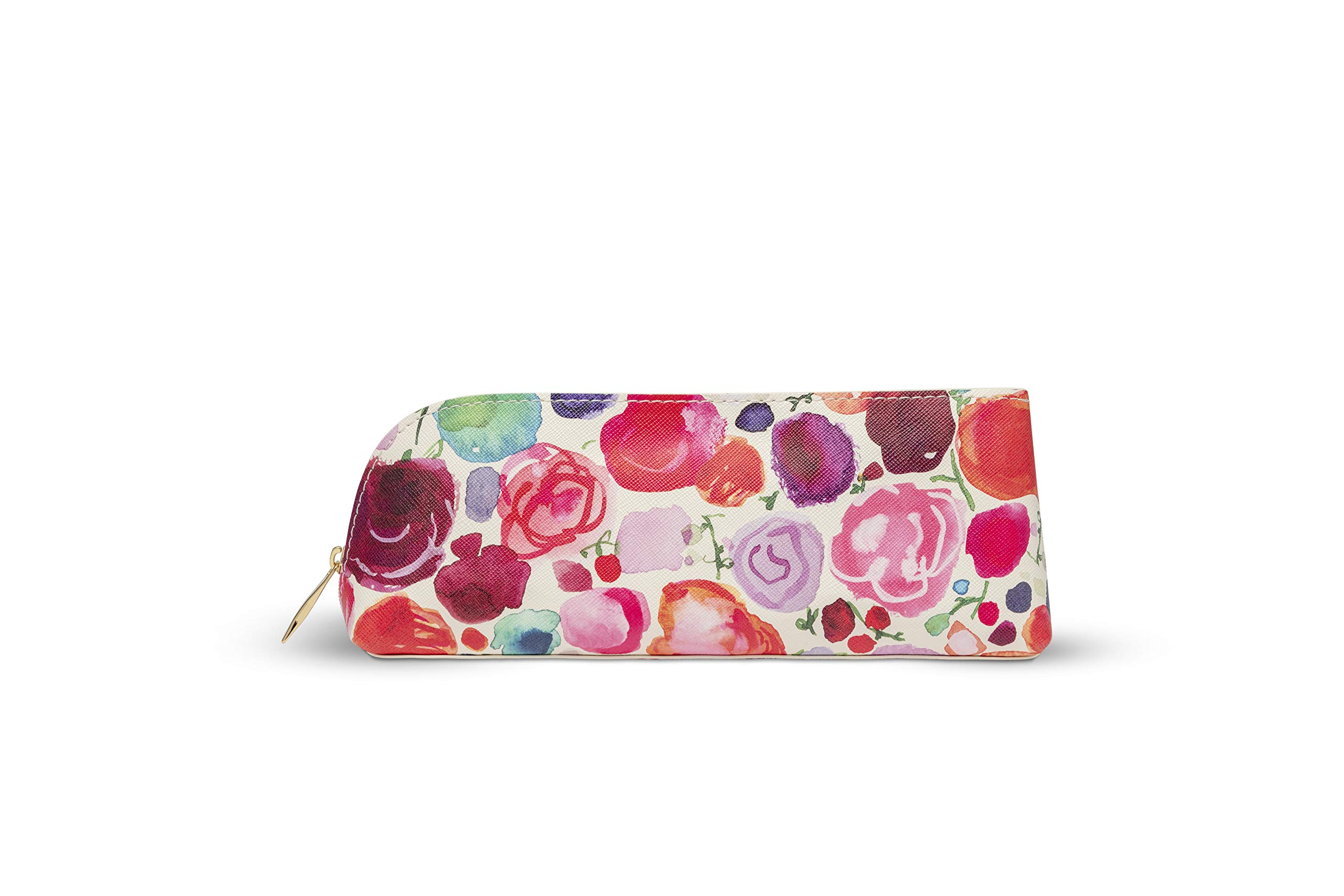 Kate Spade New York Women's Floral Pencil Case Multi One Size