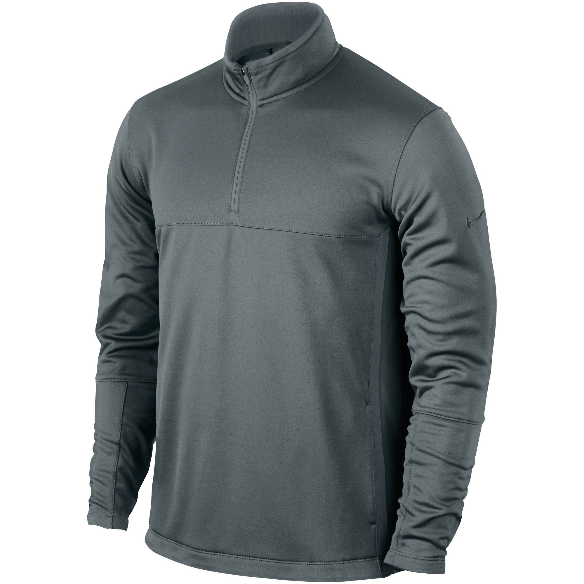 Nike Golf Men's Therma-FIT Cover Cool Grey/Anthracite, MD by Nike Golf