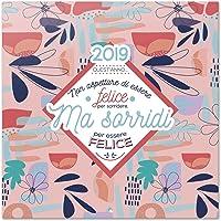 Grupo Erik - Calendario Da Muro 2019 Amelie It 30 X 30 Cm