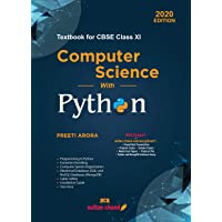 Computer Science with Python: Textbook for CBSE Class 11 (2020-21 Session)