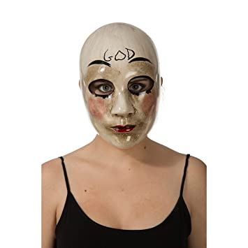 My Other Me Me-204576 Máscara la purga, Talla única (Viving Costumes 204576