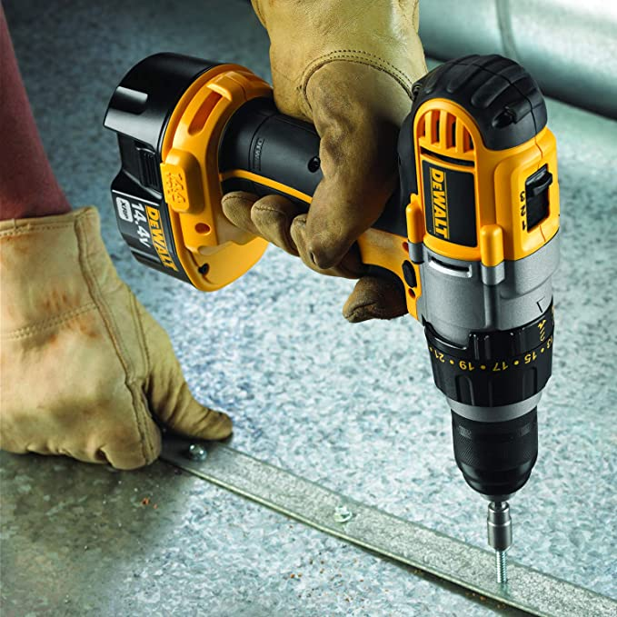 Carbon Brushes For Dewalt DW991 Type 1 Cordless Drill