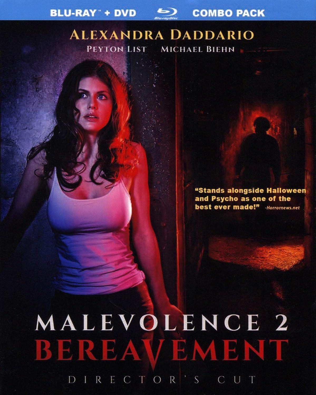 Malevolence 2: Bereavement 2 Blu-Ray Edizione: Stati Uniti Italia Blu-ray: Amazon.es: Cine y Series TV