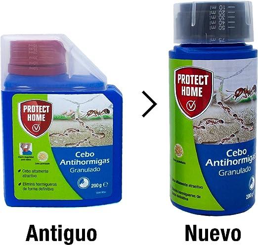 PROTECT HOME SBM Antihormigas Granulado, Azul, 200 g