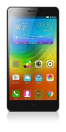 buy online a4aa9 5078e Lenovo A7000 (Black)