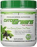 Nova Forme CytoGreens For Athletes Acai Berry Green Tea -- 18.9 oz