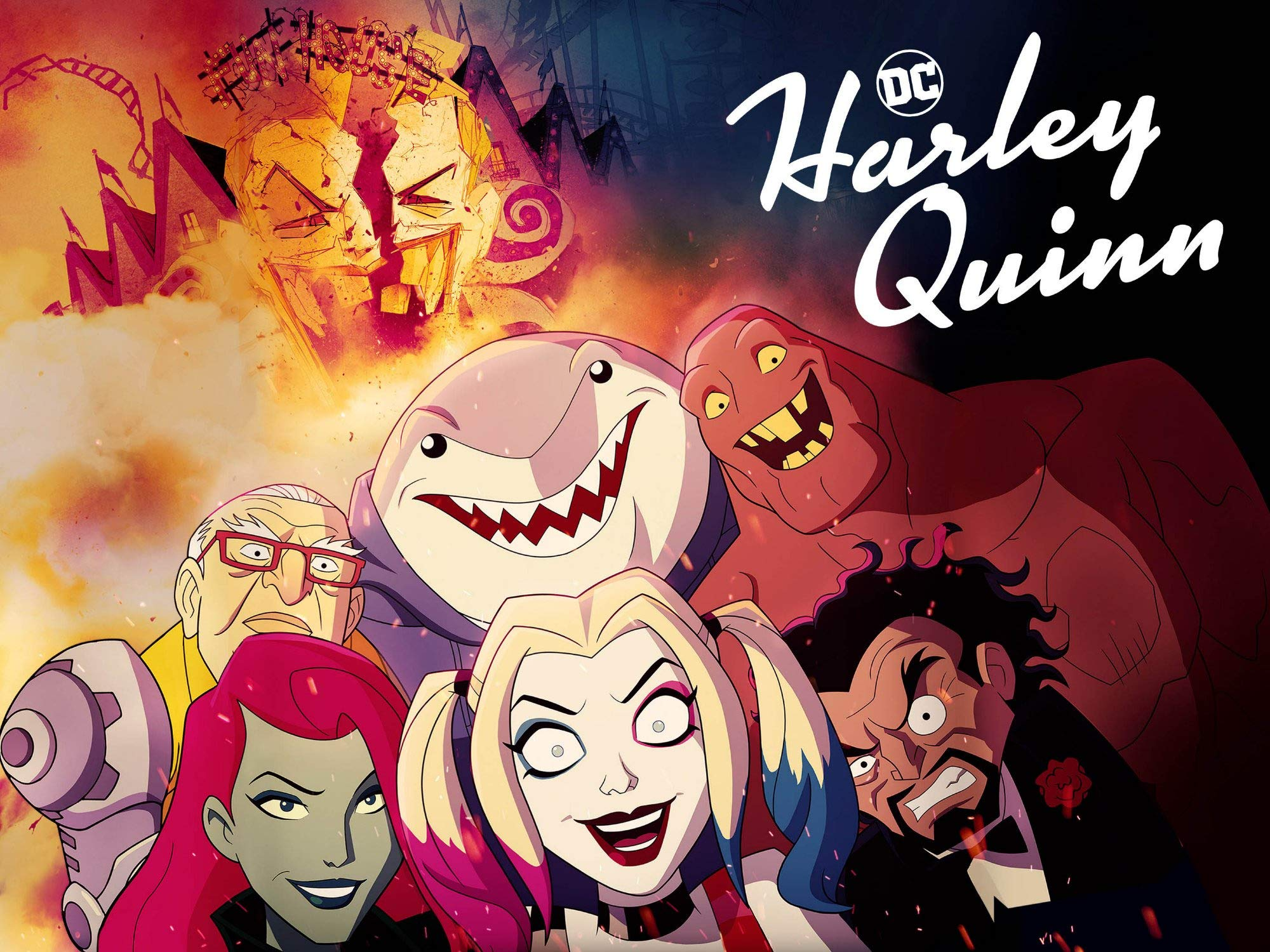 Watch Harley Quinn: Season 1 | Prime Video