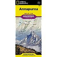 Annapurna, Nepal (Adventure Map)