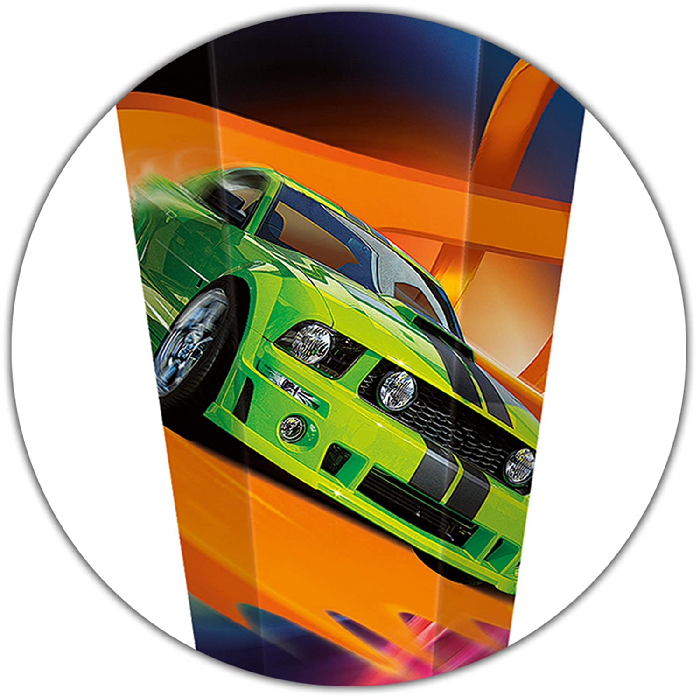 passend f/ür Schult/üte Name ru.. Zuckert/üte Schleife ALLE Gr/ö/ßen Markneukirchen Rennauto // Sportwagen 50 // 70 // 85 cm Auto alles-meine.de GmbH personalisierte 3D B/änder incl