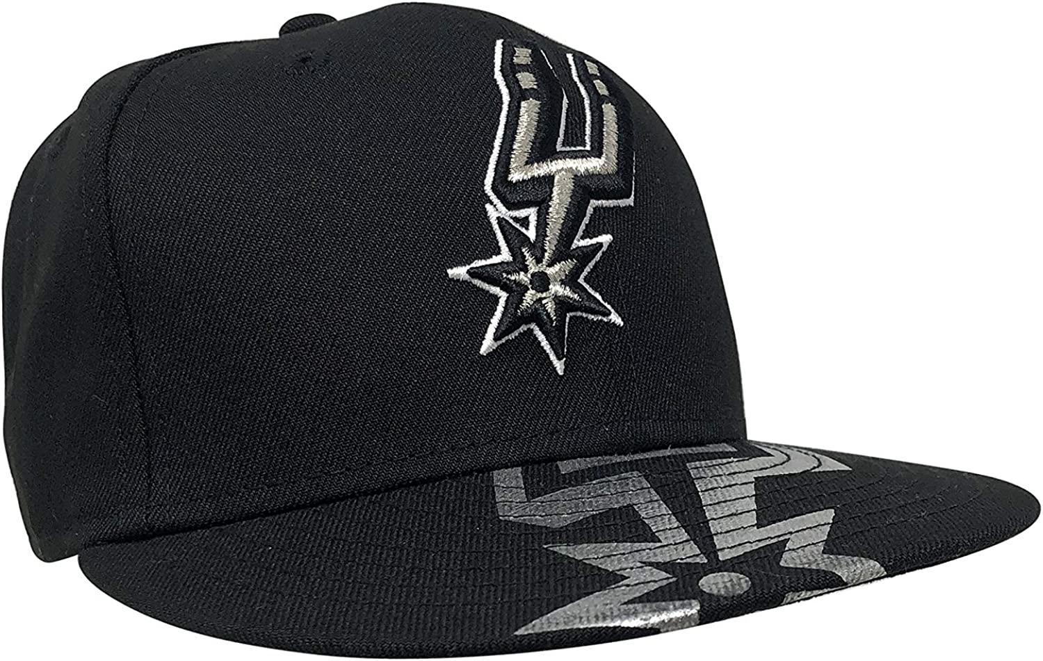 New Era San Antonio Spurs On-Court 59Fifty Cap