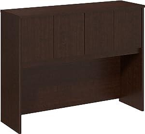 Bush Business Furniture Series C Elite 48W Hutch in Mocha Cherry