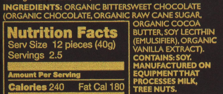 Amazon.com : Green & Black's, Organic Chocolate Bar, 70% Cocoa ...