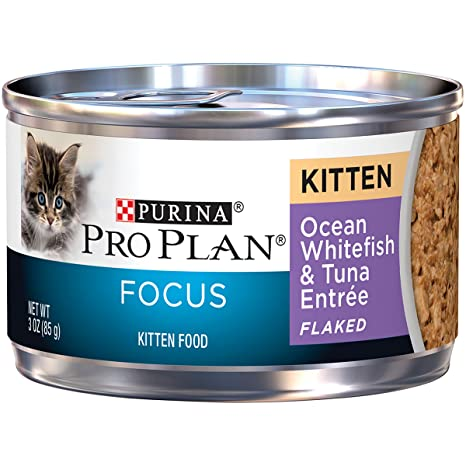 Amazoncom Purina Pro Plan Focus Flaked Ocean Whitefish Tuna
