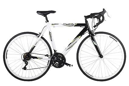 """Barracuda Vivante - Bicicleta de camino para hombre, rueda 700C, cuadro 22.5"""","""