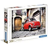 Clementoni The Old Car Puzzle - 6 Years and above (Multi Color),6800000072