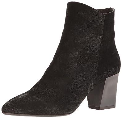 Coclico Women's Joy Ankle Bootie, Black, 35.5 EU/5-5.5 M US