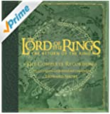 The Lord Of The Rings - The Return Of The King - The Complete Recordings (Limited Edition)