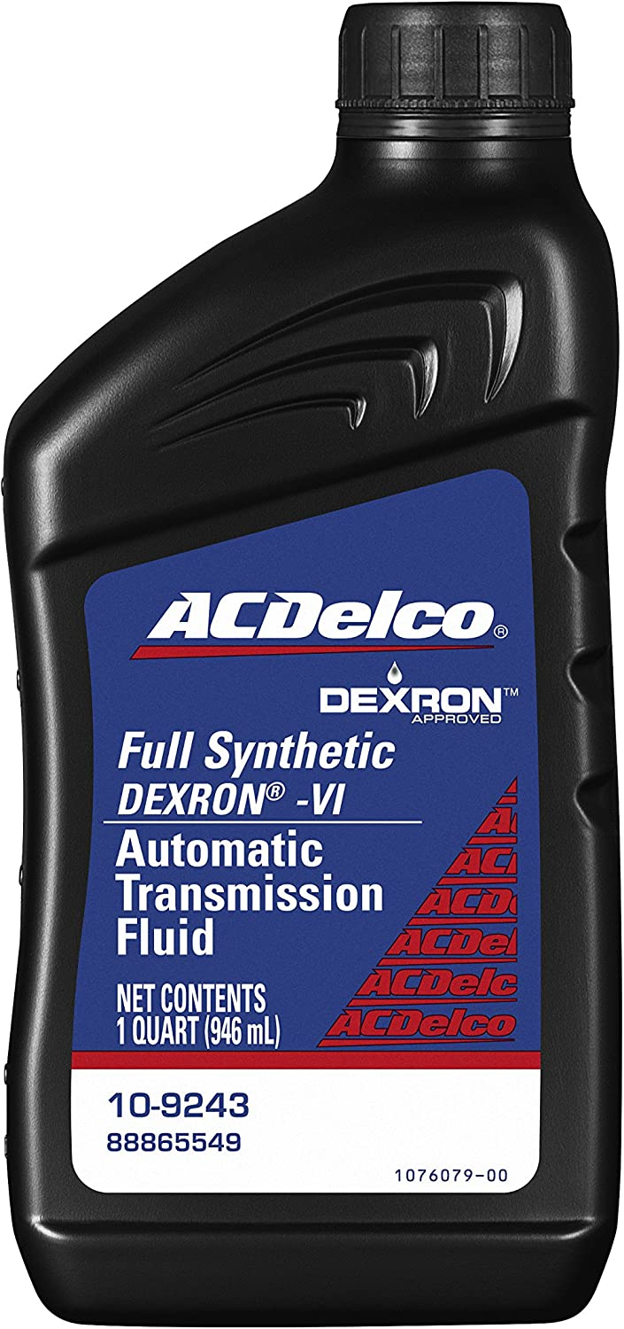 ACDelco Dexron VI Synthetic ATF