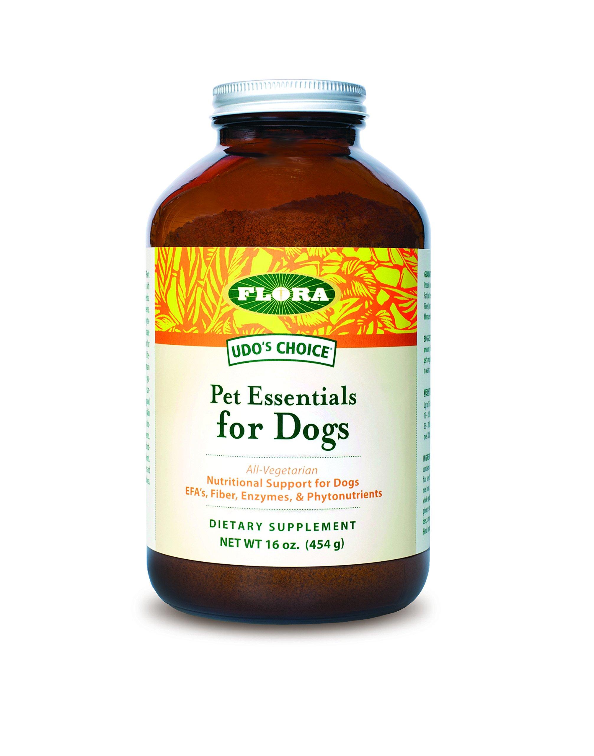 Udo's Choice Pet Essentials/dog 16-Ounces