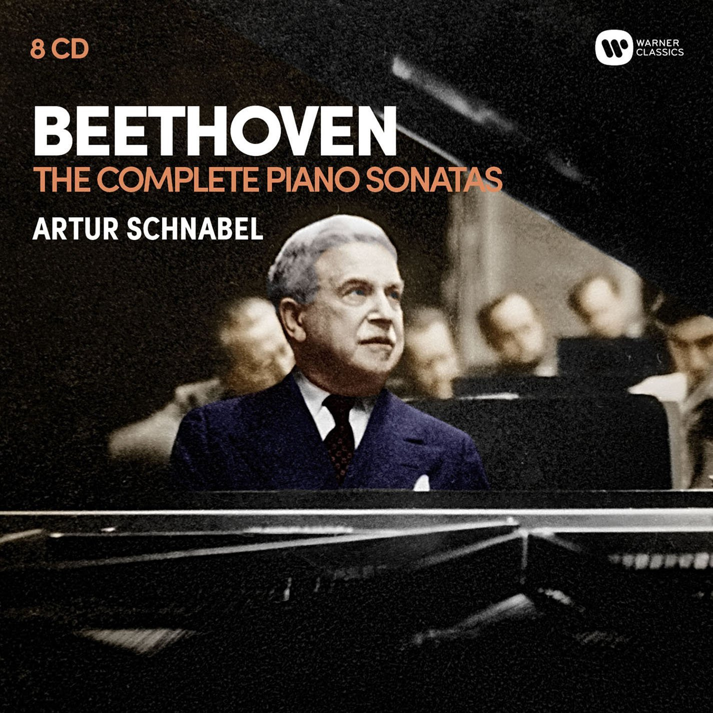 CD : Artur Schnabel - Beethoven: Piano Sonatas (Boxed Set, 8PC)