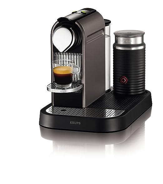 Amazon.com: Krups XN 730 T – Cafetera (Independiente, De ...