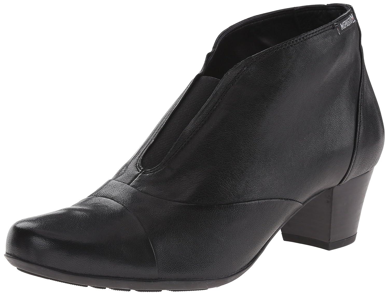 Mephisto Women's Maddie Boot B00UJVNTQ2 6.5 B(M) US|Black Nappa