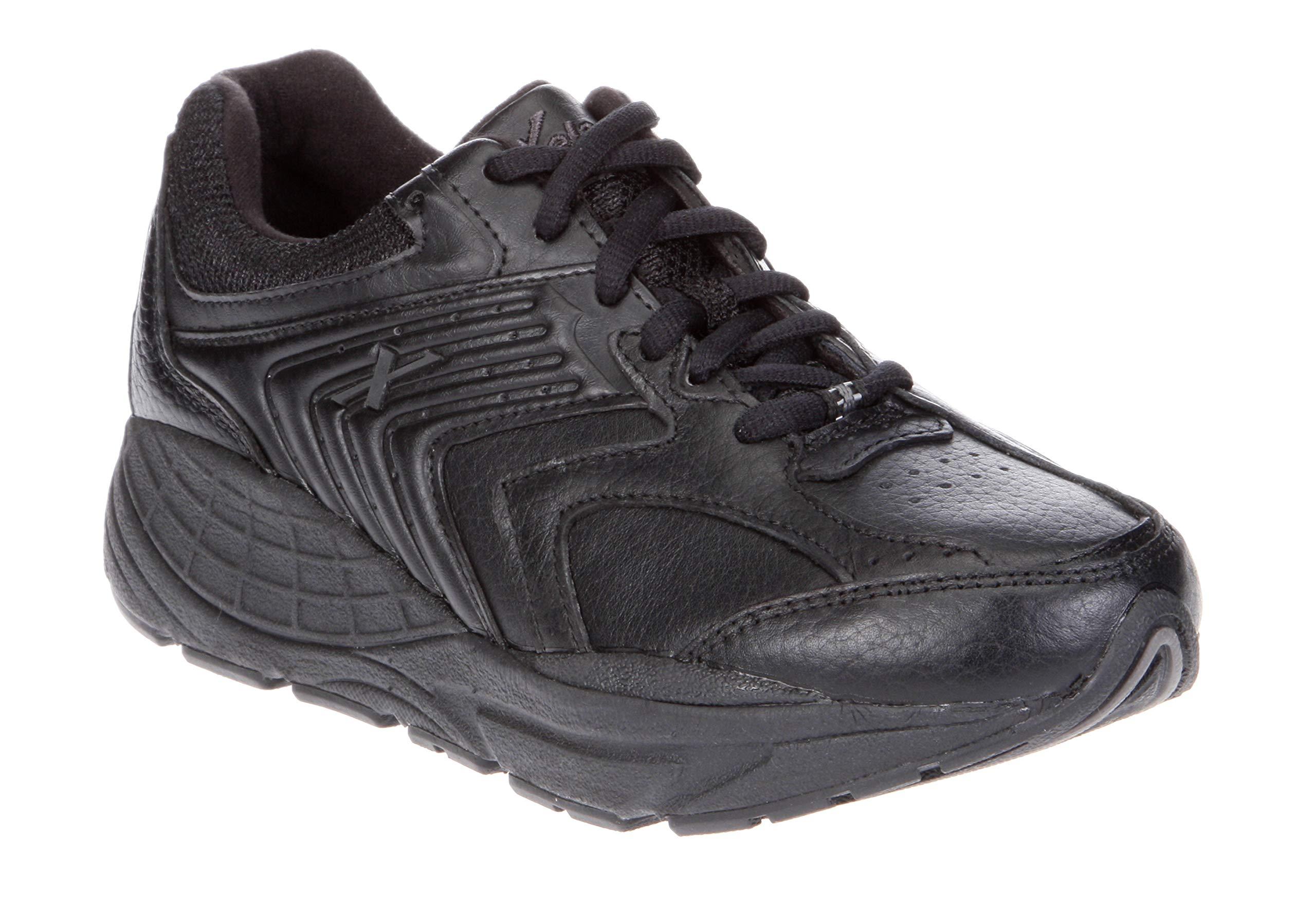 Xelero Matrix - Mens Motion Control Walking Shoe Black - 8 Medium