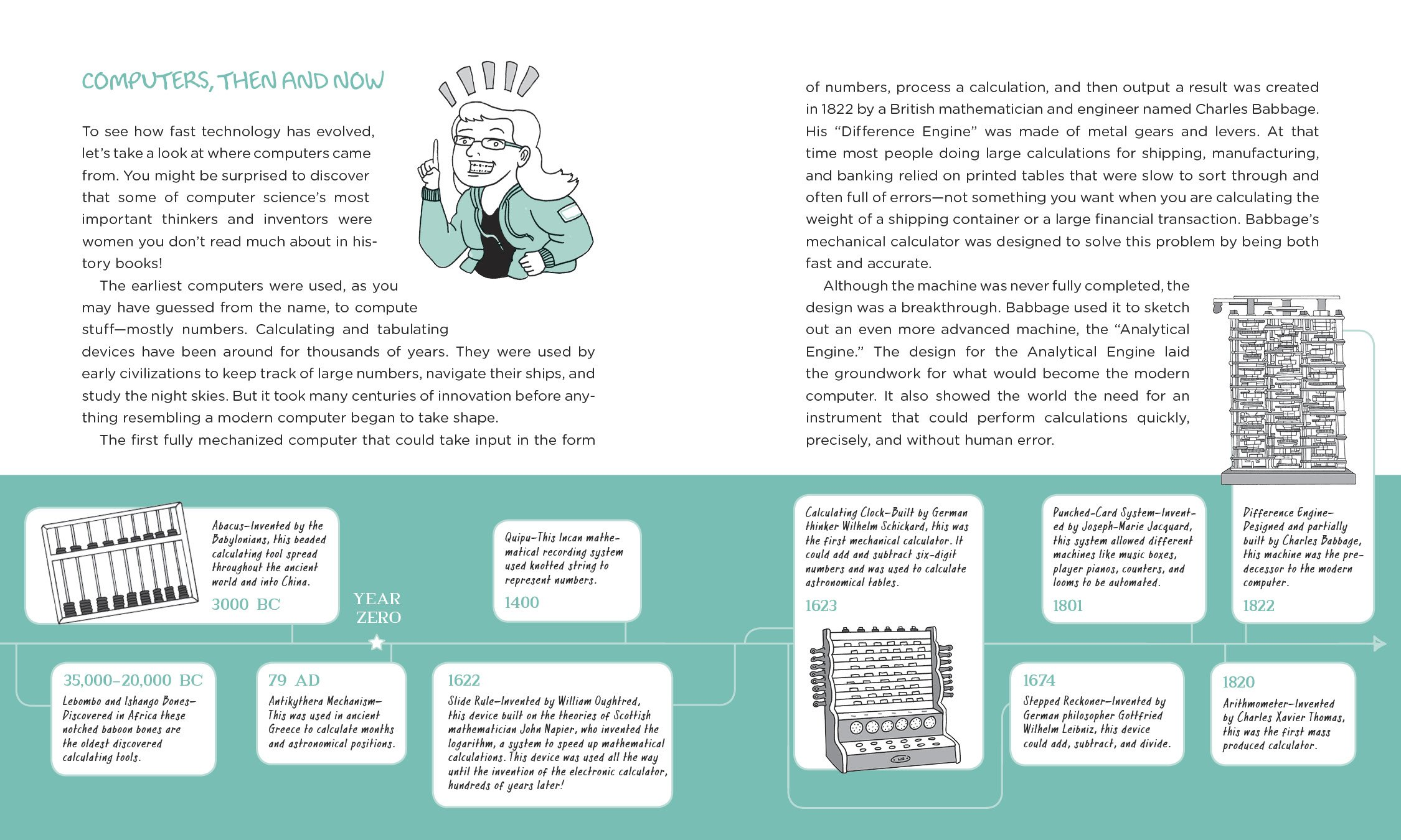 Girls Who Code: Learn to Code and Change the World by Viking Books for Young Readers (Image #4)