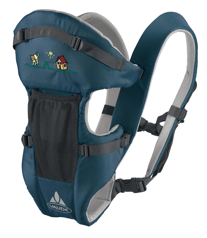 Vaude Soft III Child Carrier Backpack Steel Blue Amazon