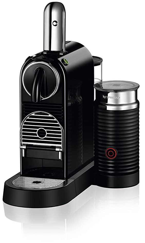 DeLonghi Nespresso EN267.BAE Citiz Kaffemaschine (1710 W) schwarz ...