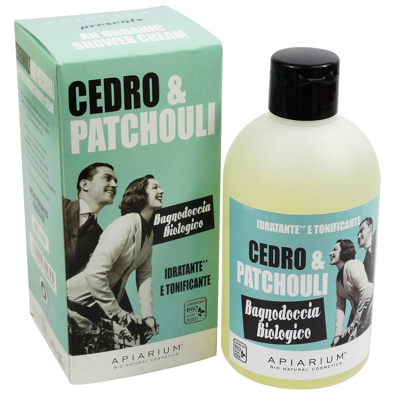 Body Wash Cedar and Patchouli Apiarium